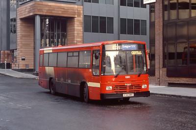 KCB 1281 Blytheswood Street Glasgow Jan 92