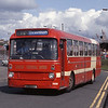 KCB 1469 Airdrie Bus Station May 92