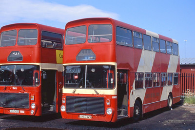 KCB 1962 Cumbernauld Depot Aug 94