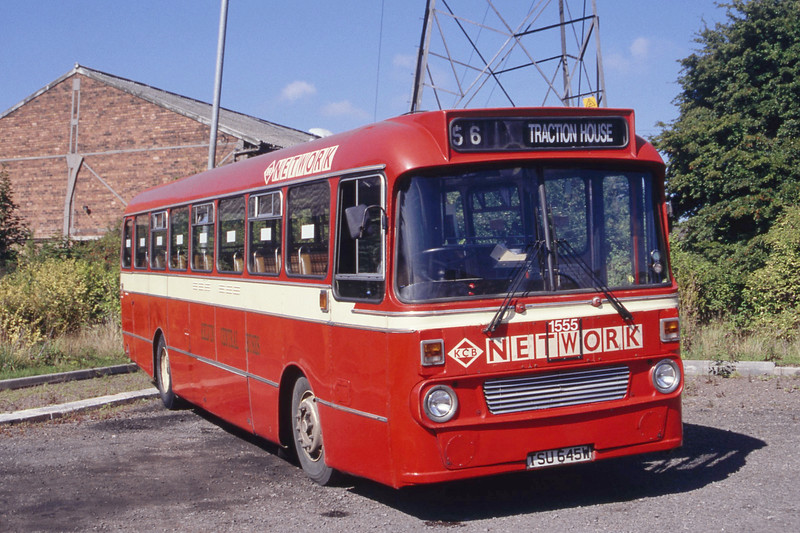KCB 1555 Traction House Motherwell Sep 95