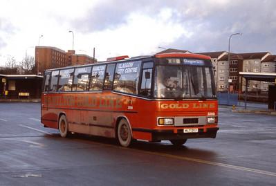 KCB 3209 Buchanan Bus Station Glasgow Feb 94