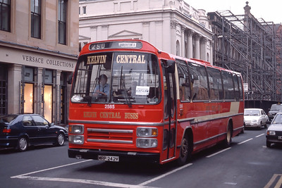 KCB 2585 Ingram Street Glasgow Feb 92