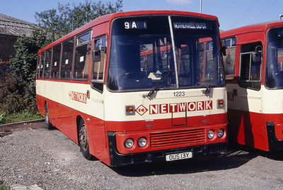 KCB 1223 Traction House Motherwell Sep 95