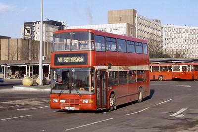KCB VO4 Buchanan Bus Station Feb 96