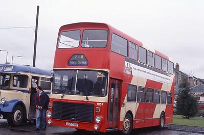 KCB 1951 Kirkintilloch Depot Mar 92