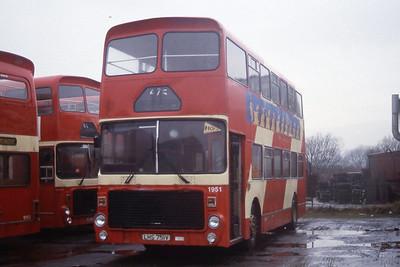 KCB 1951 Kirkintilloch Depot Mar 95