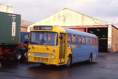 KCB 1490 Kilmarnock Depot Dec 91