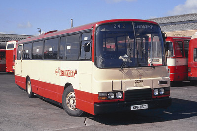 KCB 3203 Traction House Motherwell Sep 95