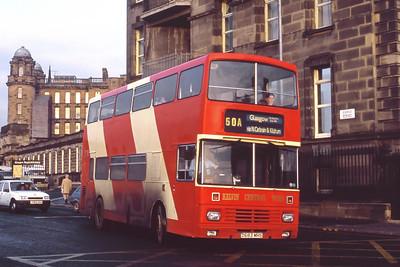 KCB 2683 Castle Street Glasgow Dec 91