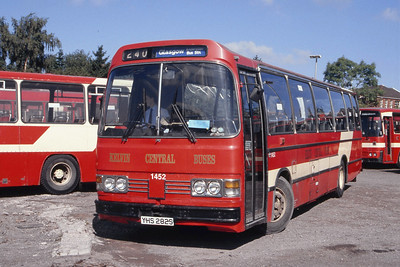 KCB 1452 Traction House Motherwell Sep 95