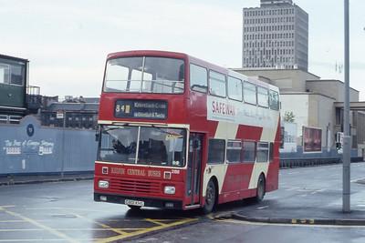 KCB 2811 Killermont Street Glasgow Nov 91