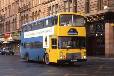 KCB 1711 Argyle Street Glasgow Jan 92