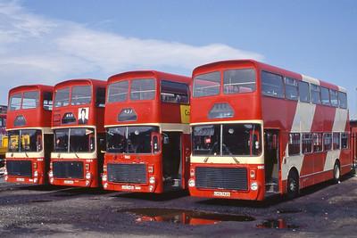 KCB 1962_1963_1964_1965 Cumbernauld Depot Aug 94