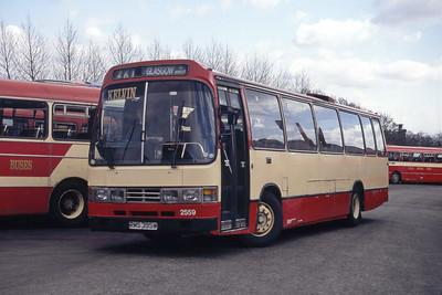 KCB 2559 Airdrie Depot Mar 94