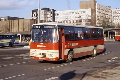 KCB 3194 Buchanan Bus Station Feb 96