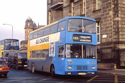 KCB 2679 Castle Street Glasgow Dec 91