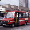 KCB 1022 Buchanan Bus Station Glasgow Jul 93