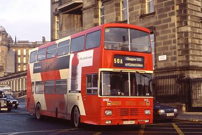 KCB 2680 Castle Street Glasgow Dec 91