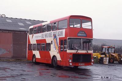 KCB 1968 Kirkintilloch Depot Mar 92