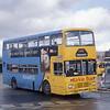 KCB 1820 Buchanan Bus Station Glasgow Jan 90