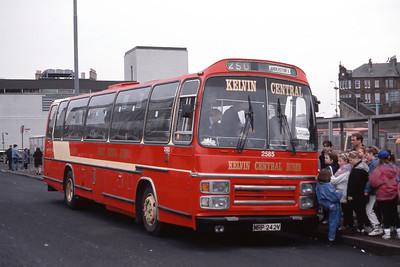 KCB 2585 Hamilton Bus Station Feb 92