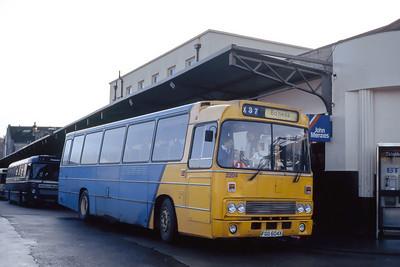 KCB 2204 Falkirk Railway Station Feb 92