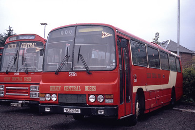 KCB 2591 Motherwell Depot Sep 93