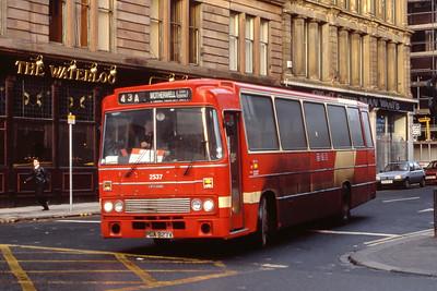 KCB 2537 Wellington Street Glasgow Jan 92