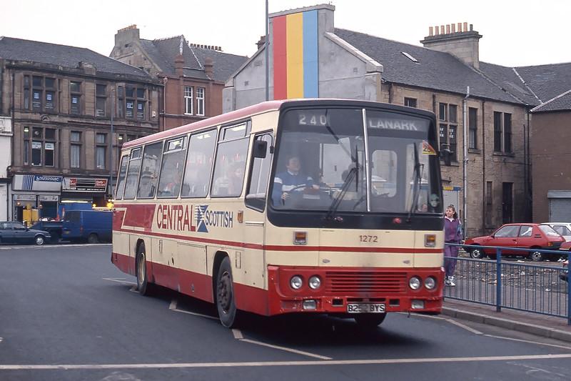 KCB 1272 West Hamilton Street Motherwell Dec 90