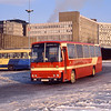 KCB 1296 Buchanan Bus Station Glasgow Feb 91