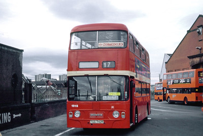 KCB 1915_on hire to SBL Larkfield Depot Glasgow Jun 95