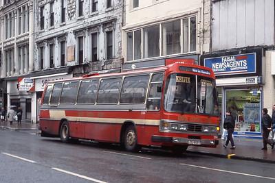 KCB 2584 Trongate Glasgow Feb 92