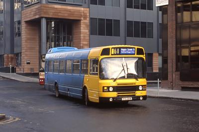 KCB 1148 Blytheswood Street Glasgow Jan 92