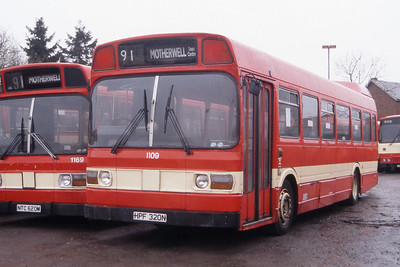 KCB 1109 Motherwell Depot Apr 96