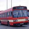 KCB 1102 Clydebank Bus Station Feb 93