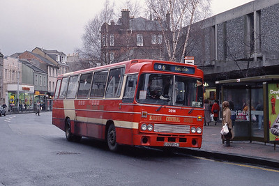 KCB 2514 High Street Dumbarton Feb 93
