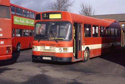 KCB_First Glasgow No 2 SN50 Cumbernauld Depot Feb 99