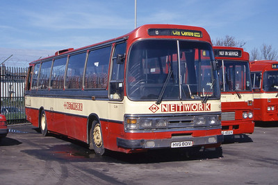 KCB CL181 Knightswood Depot Glasgow Apr 97