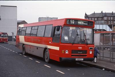 KCB 1283 Hamilton Bus Station Feb 92
