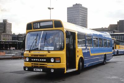 Kelvin 1246 Buchanan Bus Station Glasgow Aug 86