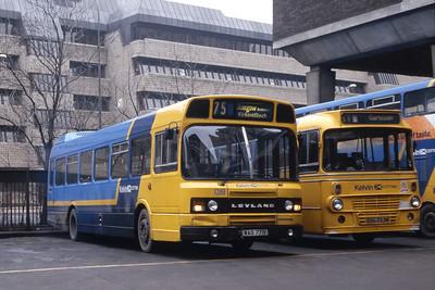 Kelvin 1218_2744 Anderston Bus Station Glasgow Jan 87