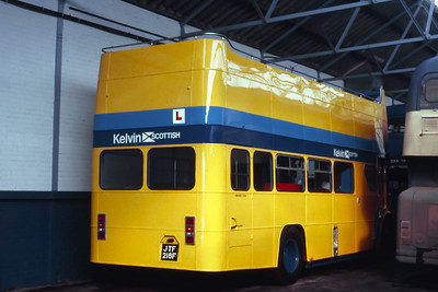 Kelvin 0999 Larbert Road Depot Falkirk Mar 86