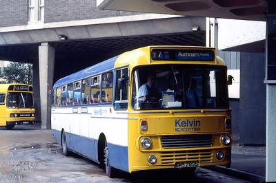 Kelvin 1018 Anderston Bus Station Glasgow Jul 87