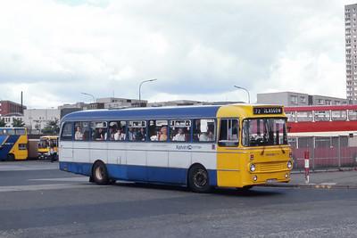 Kelvin 1040 Buchanan Bus Station Glasgow Aug 86