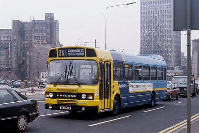 Kelvin 1252 Killermont Street Glasgow Nov 87