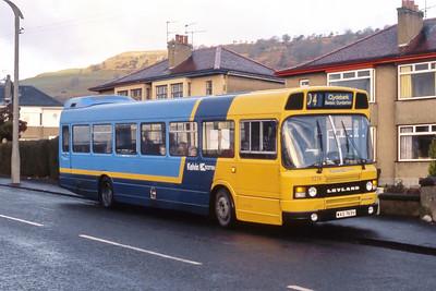 Kelvin 1216 Dumbarton Road Old Kilpatrick Dec 88