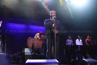 Kem Live at the Dell Music Center