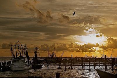 San Leon Sunset