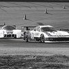 Michigan Int, Winner Lanier Trying Get St James During Race, 1984