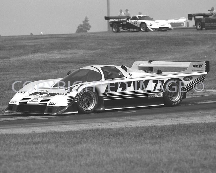 Mid Ohio, John Wood, 1988